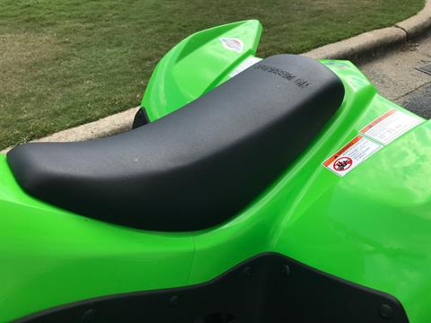 2021 Kawasaki KFX 50 in Greenville, North Carolina - Photo 14