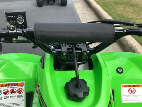 2021 Kawasaki KFX 50 in Greenville, North Carolina - Photo 16
