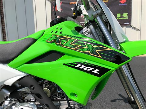 2020 Kawasaki KLX 110L in Greenville, North Carolina - Photo 11