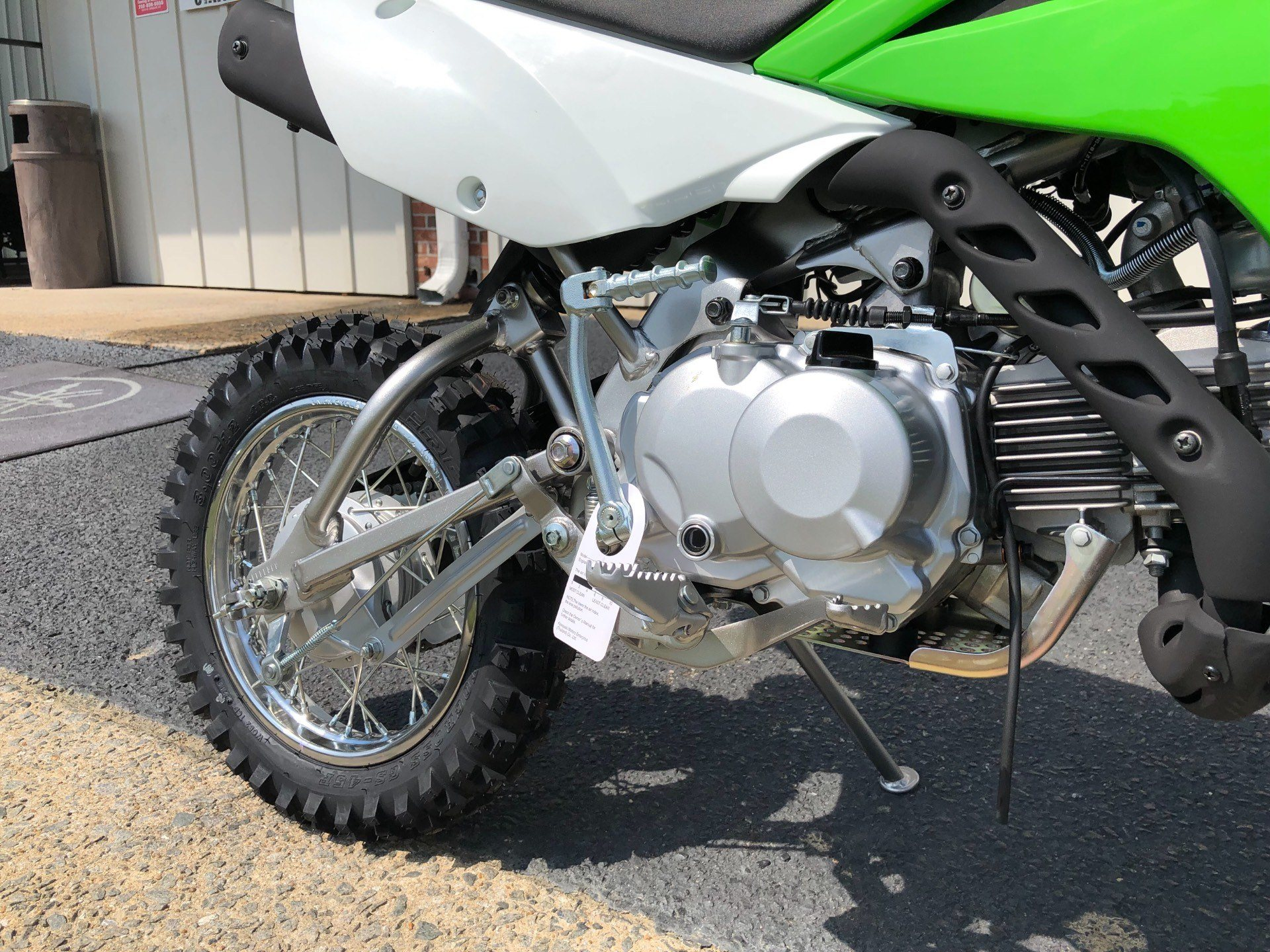 2020 Kawasaki KLX 110L in Greenville, North Carolina - Photo 12