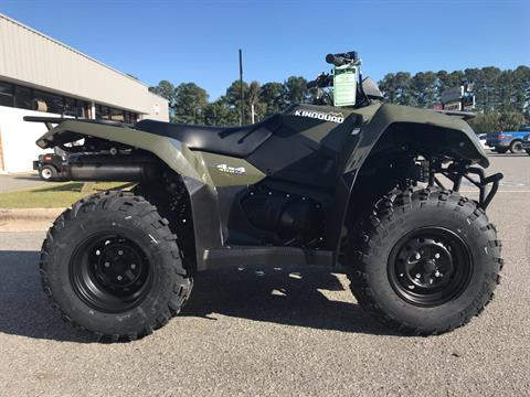 2018 Suzuki KingQuad 400ASi in Greenville, North Carolina - Photo 1