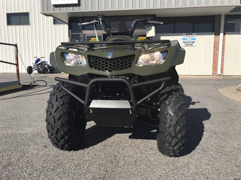 2018 Suzuki KingQuad 400ASi in Greenville, North Carolina - Photo 4