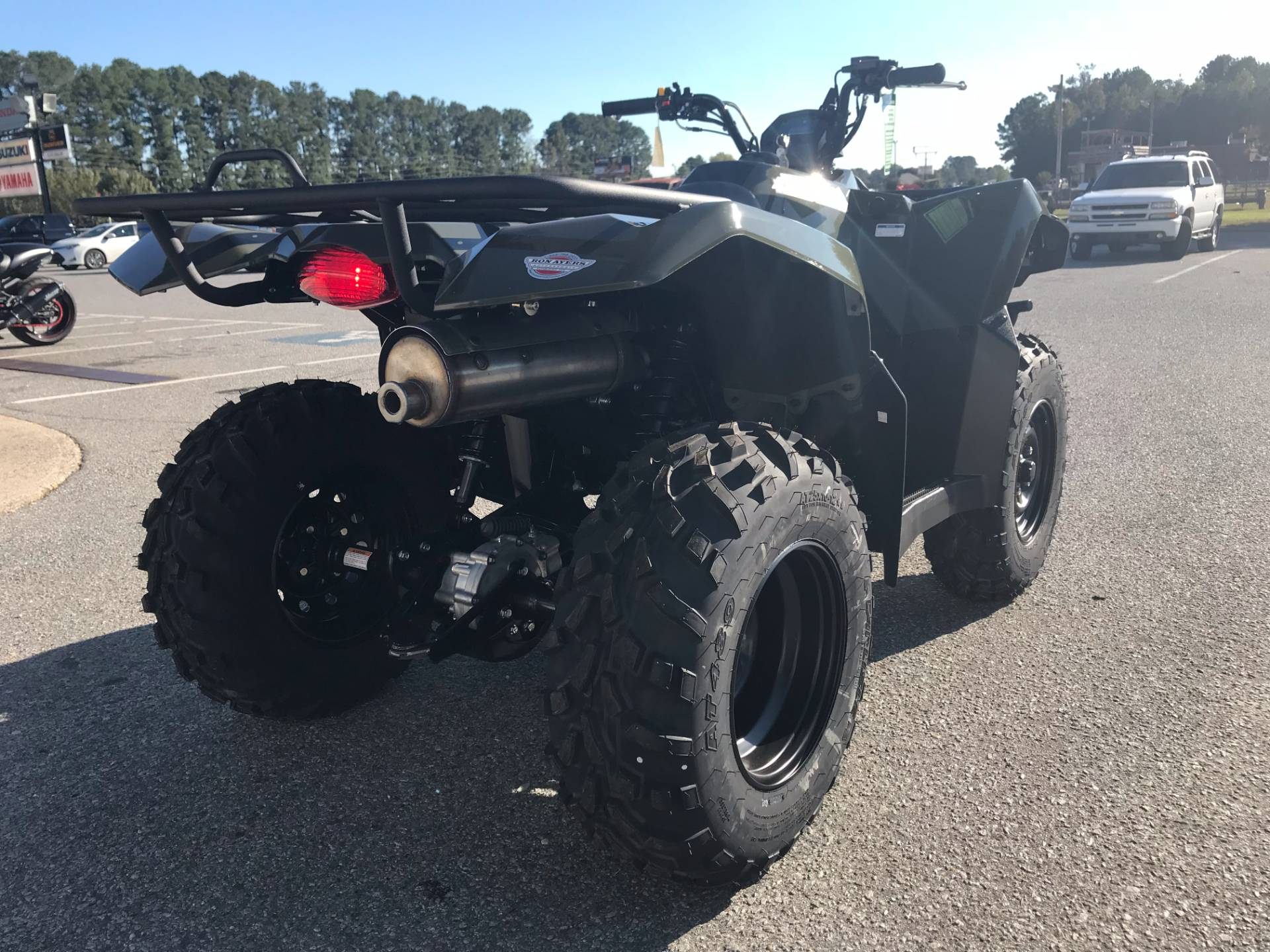 2018 Suzuki KingQuad 400ASi in Greenville, North Carolina - Photo 10