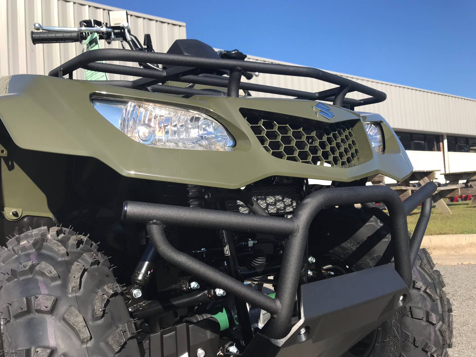 2018 Suzuki KingQuad 400ASi in Greenville, North Carolina - Photo 12