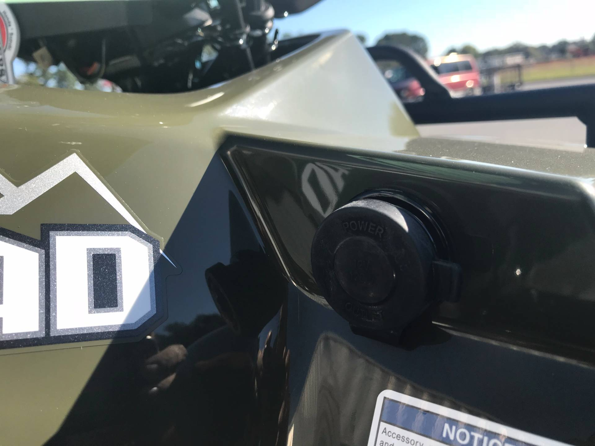 2018 Suzuki KingQuad 400ASi in Greenville, North Carolina - Photo 14