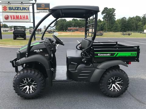 2019 Kawasaki Mule SX 4X4 XC SE in Greenville, North Carolina - Photo 7