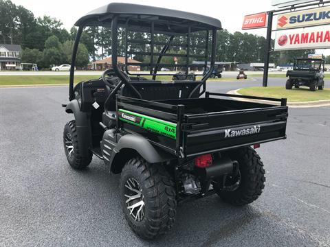 2019 Kawasaki Mule SX 4X4 XC SE in Greenville, North Carolina - Photo 9