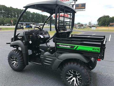 2019 Kawasaki Mule SX 4X4 XC SE in Greenville, North Carolina - Photo 8