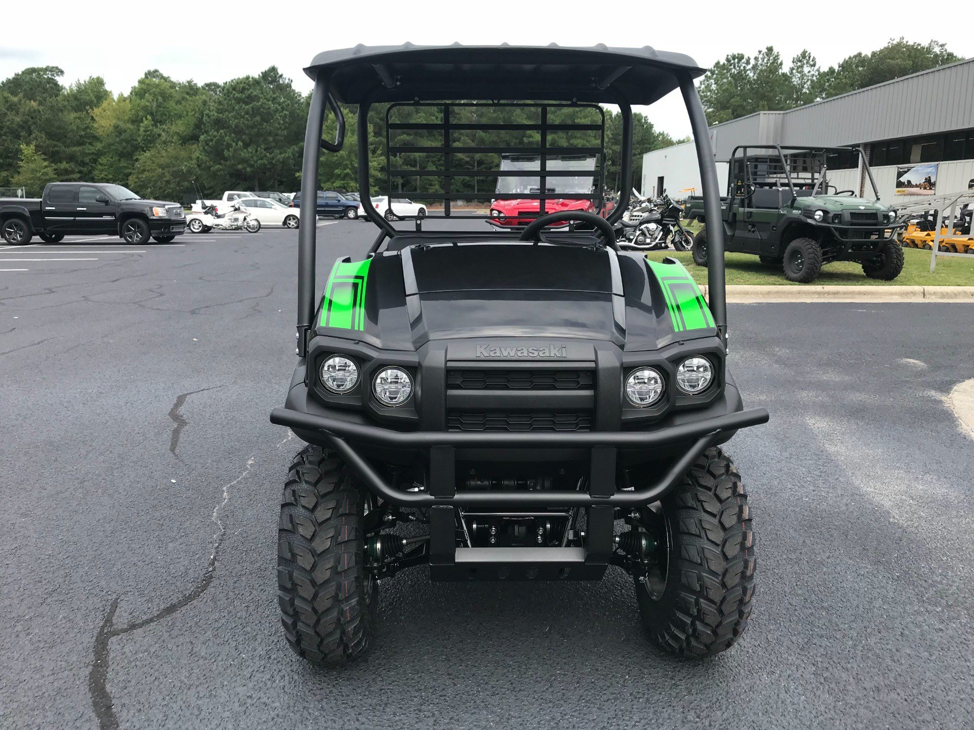 2019 Kawasaki Mule SX 4X4 XC SE in Greenville, North Carolina - Photo 4