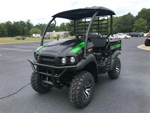 2019 Kawasaki Mule SX 4X4 XC SE in Greenville, North Carolina - Photo 5