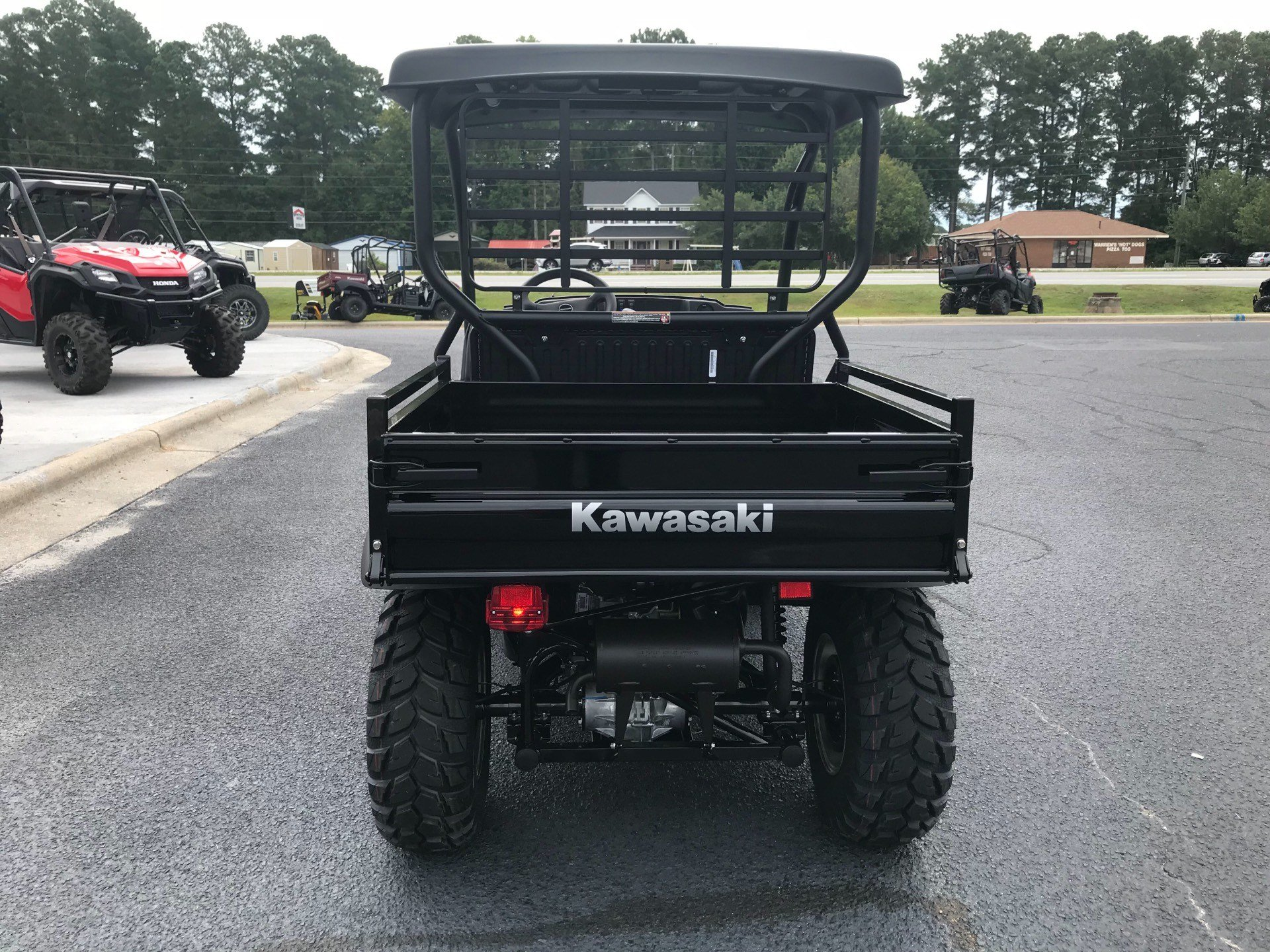2019 Kawasaki Mule SX 4X4 XC SE in Greenville, North Carolina - Photo 10