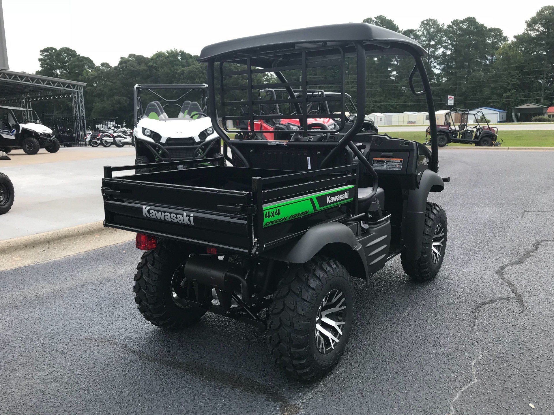 2019 Kawasaki Mule SX 4X4 XC SE in Greenville, North Carolina - Photo 11