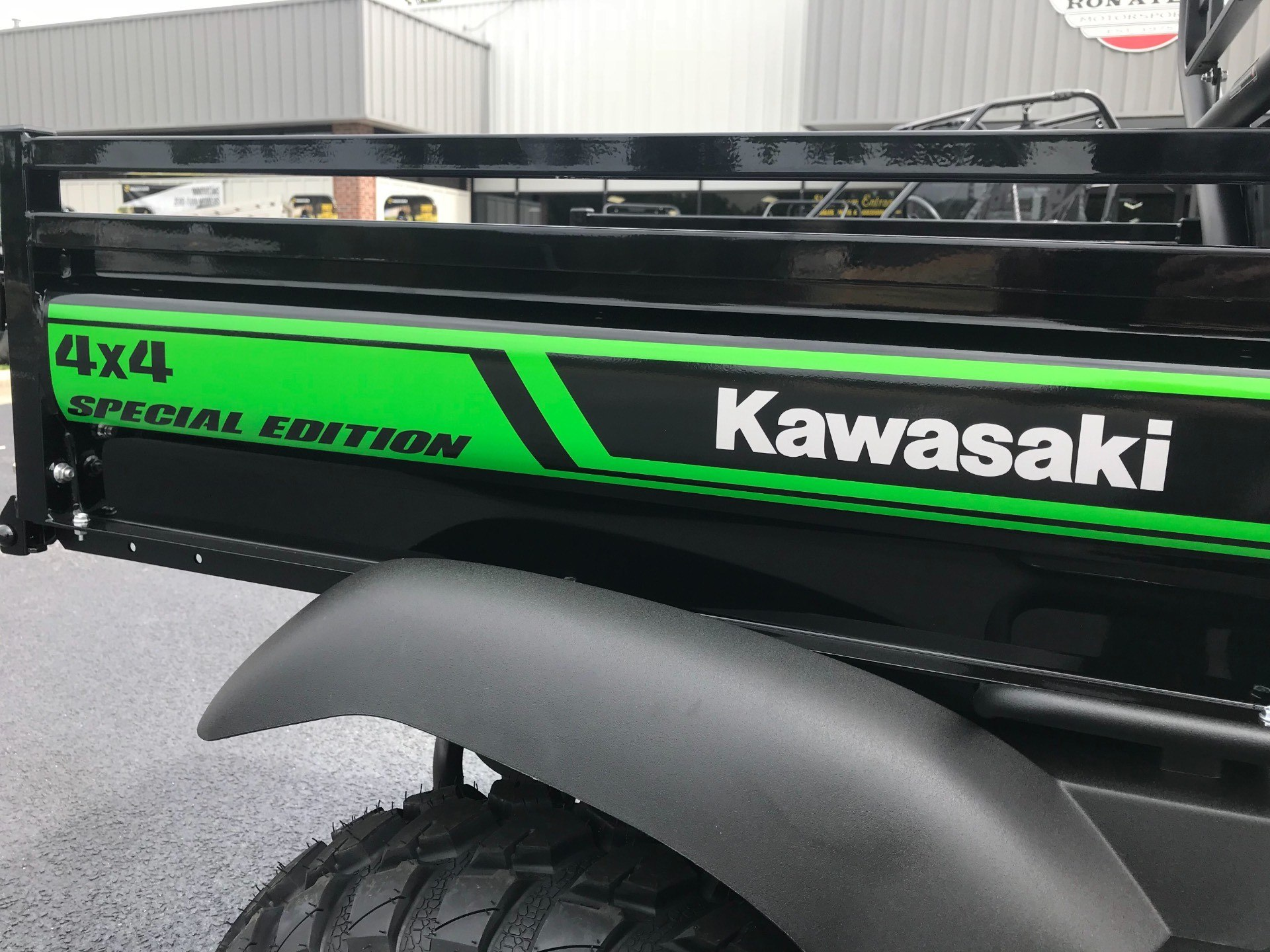 2019 Kawasaki Mule SX 4X4 XC SE in Greenville, North Carolina - Photo 16