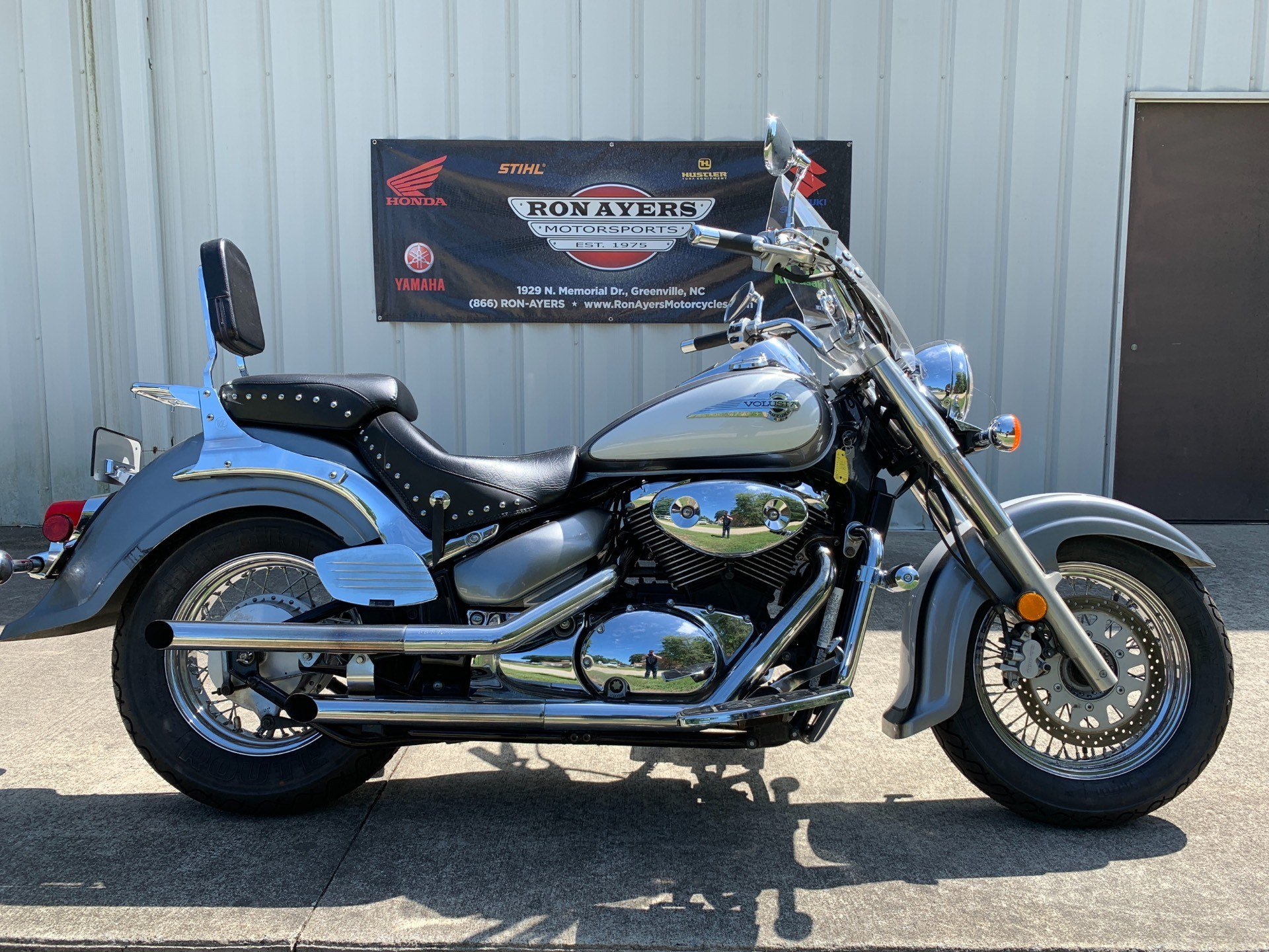 2003 Suzuki Intruder® Volusia in Greenville, North Carolina - Photo 1