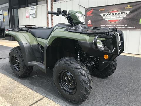 2021 Honda FourTrax Foreman Rubicon 4x4 Automatic DCT EPS in Greenville, North Carolina - Photo 2