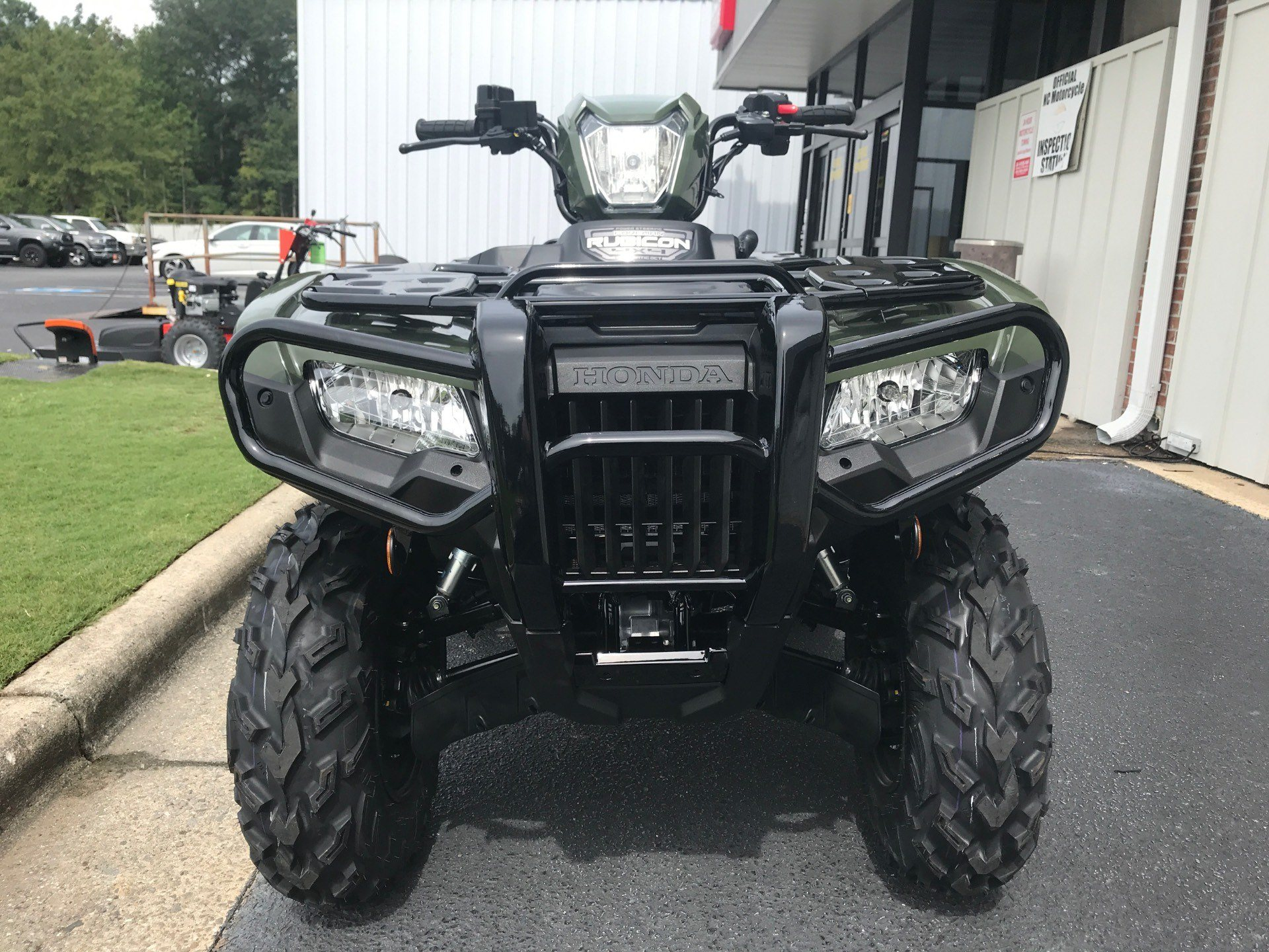 2021 Honda FourTrax Foreman Rubicon 4x4 Automatic DCT EPS in Greenville, North Carolina - Photo 3