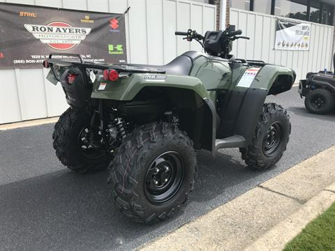 2021 Honda FourTrax Foreman Rubicon 4x4 Automatic DCT EPS in Greenville, North Carolina - Photo 8