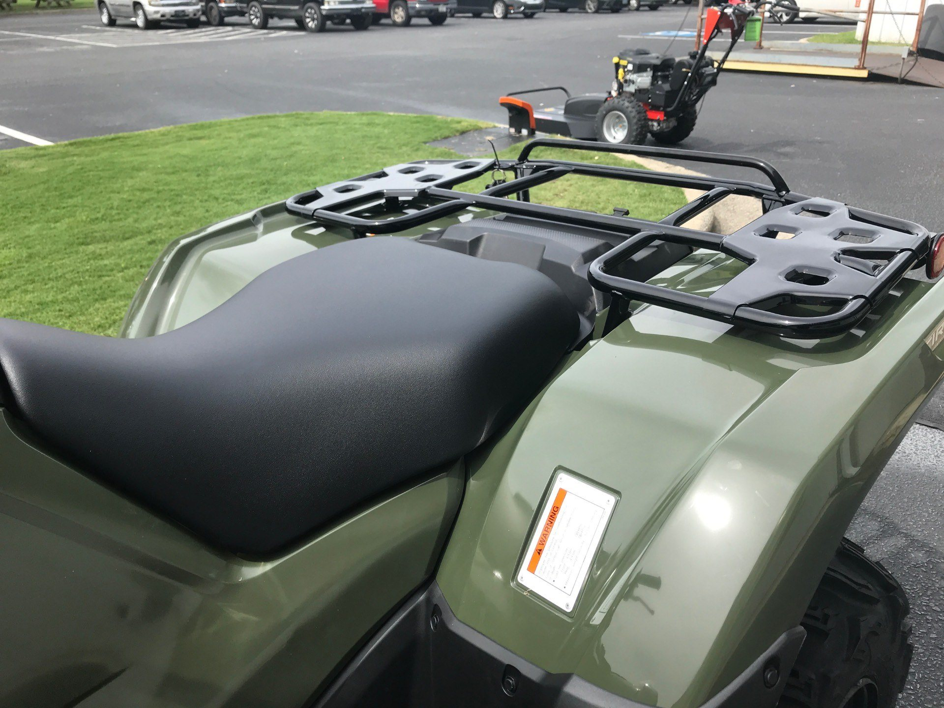 2021 Honda FourTrax Foreman Rubicon 4x4 Automatic DCT EPS in Greenville, North Carolina - Photo 16