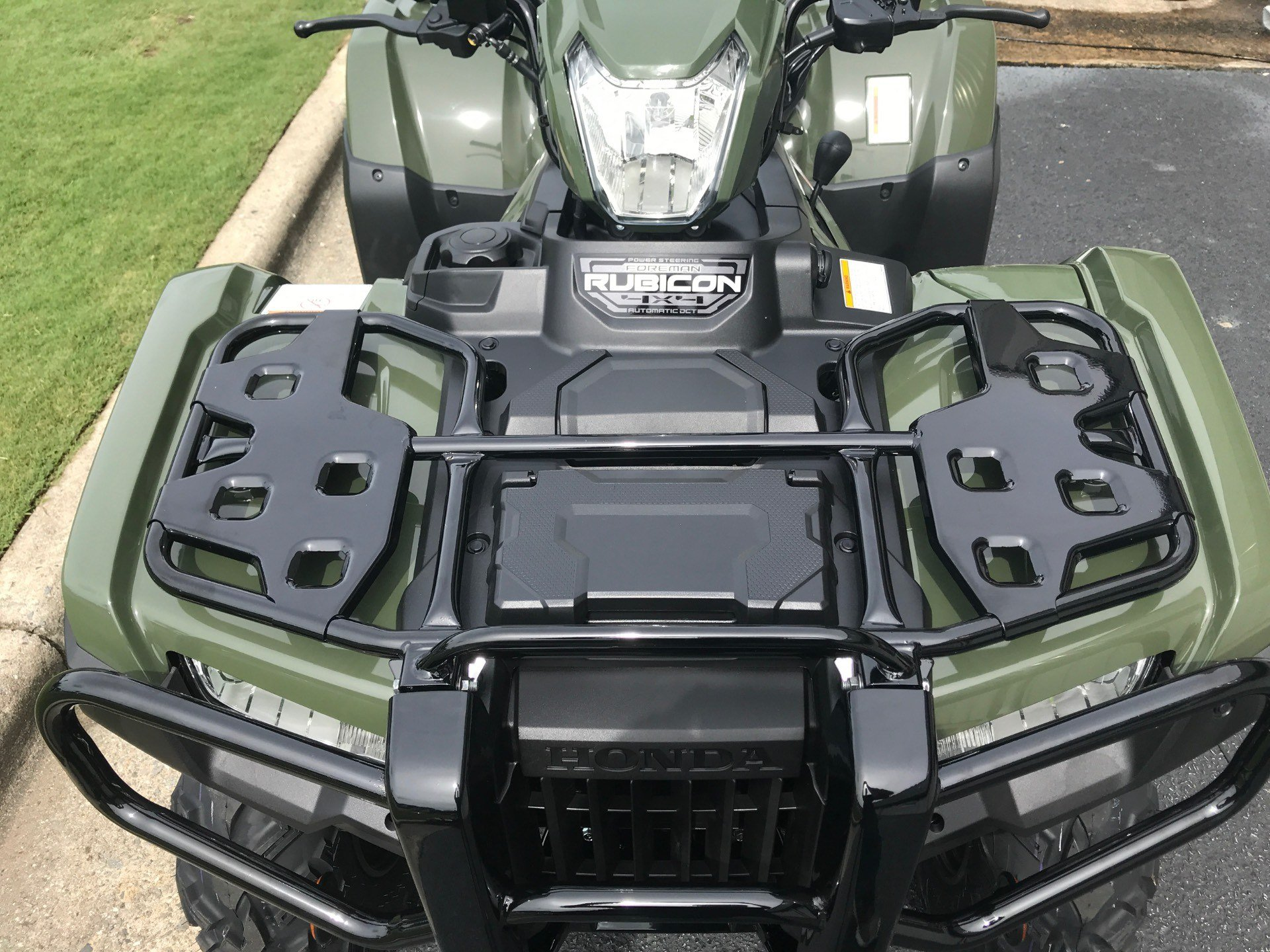 2021 Honda FourTrax Foreman Rubicon 4x4 Automatic DCT EPS in Greenville, North Carolina - Photo 17