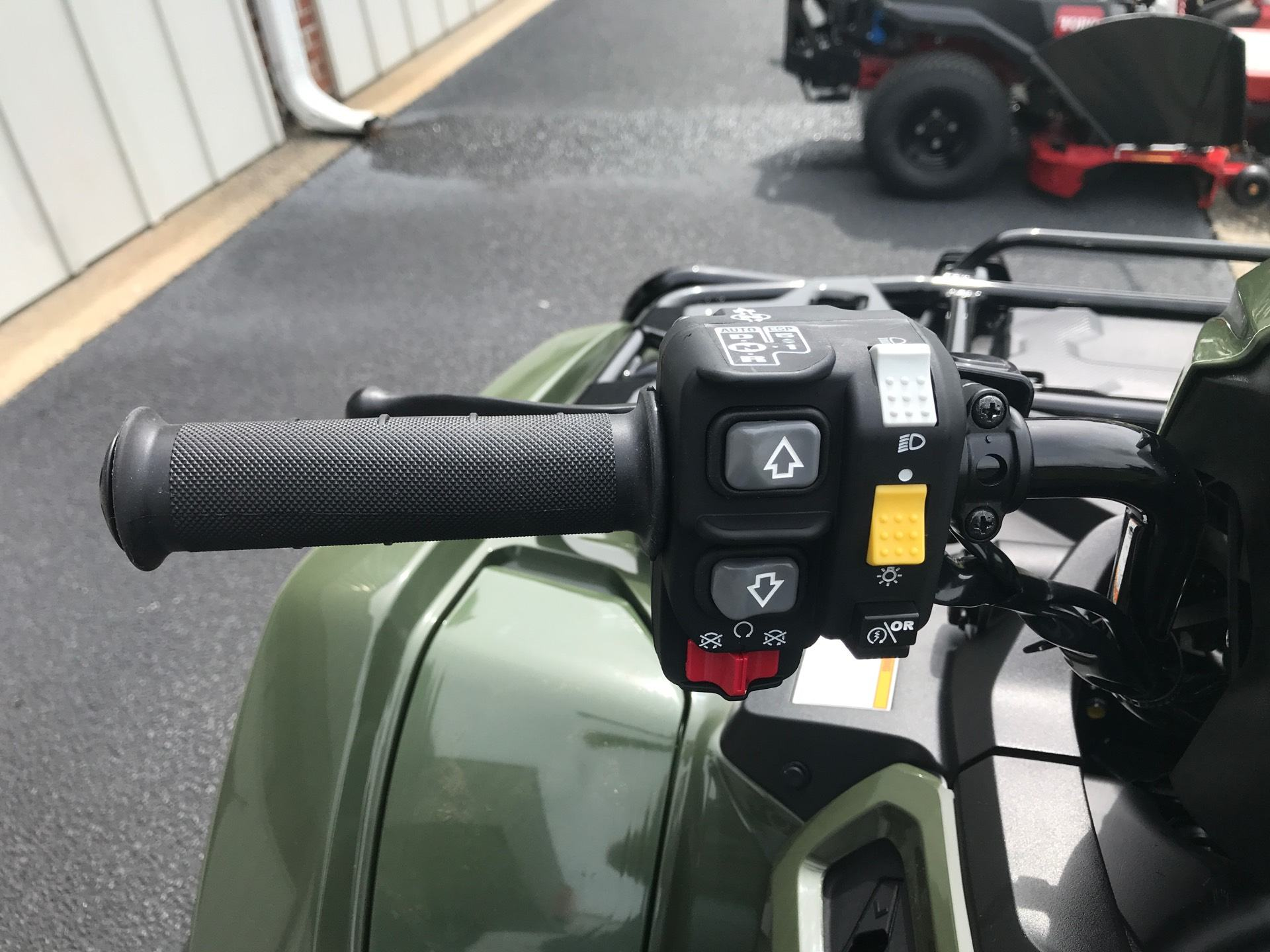 2021 Honda FourTrax Foreman Rubicon 4x4 Automatic DCT EPS in Greenville, North Carolina - Photo 18