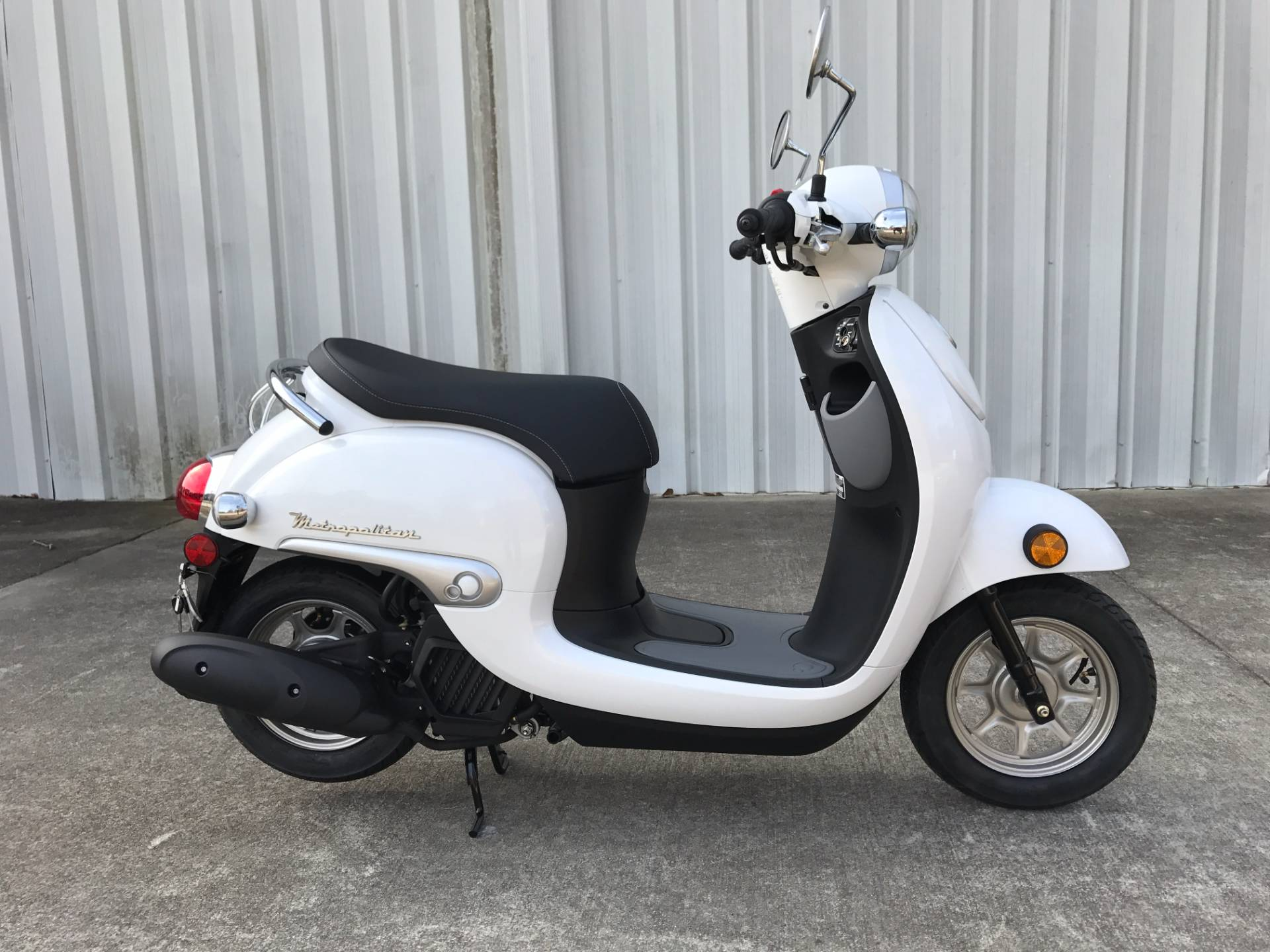 Scooters For Sale Greenville Nc >> Used 2016 Honda Metropolitan Scooters In Greenville Nc Stock