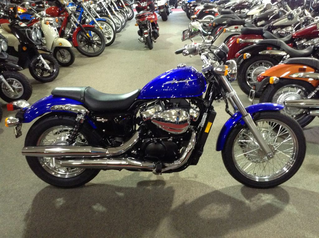 2012 Honda Shadow® RS in Greenville, North Carolina