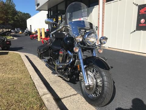 2001 Yamaha Road Star Midnight Star in Greenville, North Carolina