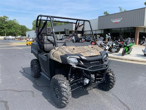 2020 Honda Pioneer 700 Deluxe in Greenville, North Carolina - Photo 3