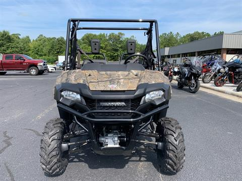 2020 Honda Pioneer 700 Deluxe in Greenville, North Carolina - Photo 4