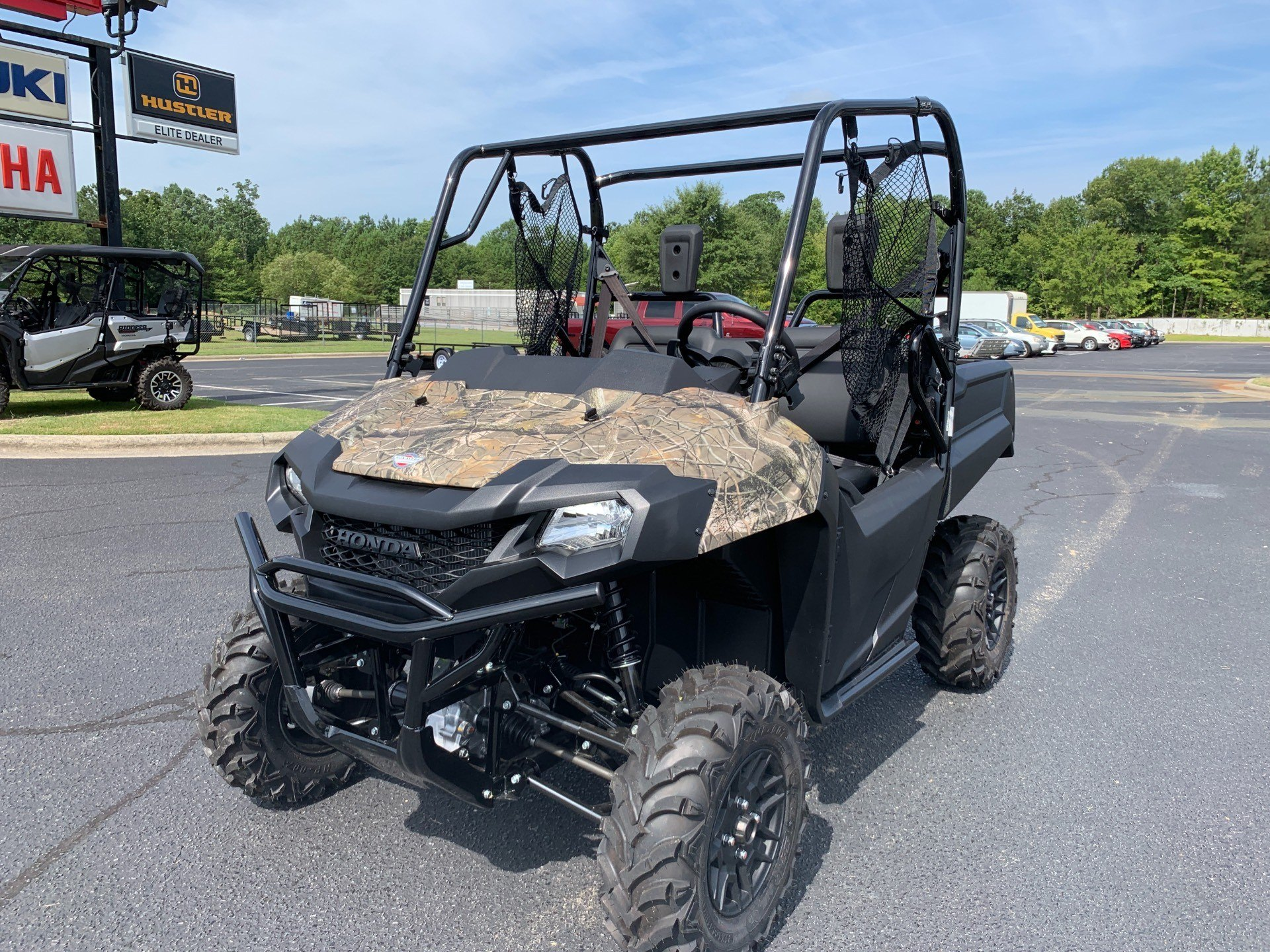 2020 Honda Pioneer 700 Deluxe in Greenville, North Carolina - Photo 5