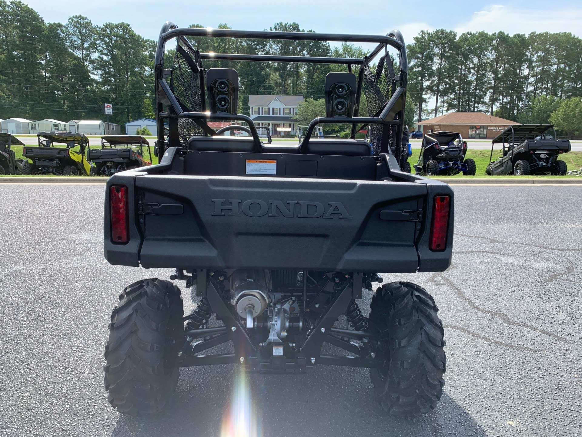 2020 Honda Pioneer 700 Deluxe in Greenville, North Carolina - Photo 10