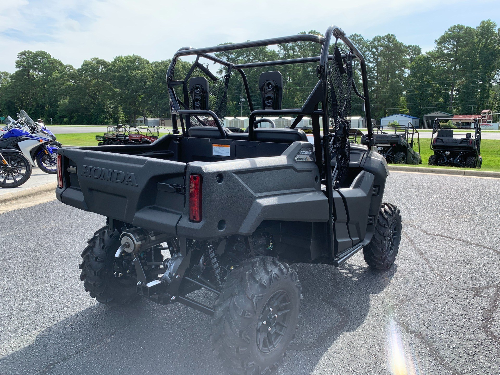2020 Honda Pioneer 700 Deluxe in Greenville, North Carolina - Photo 11