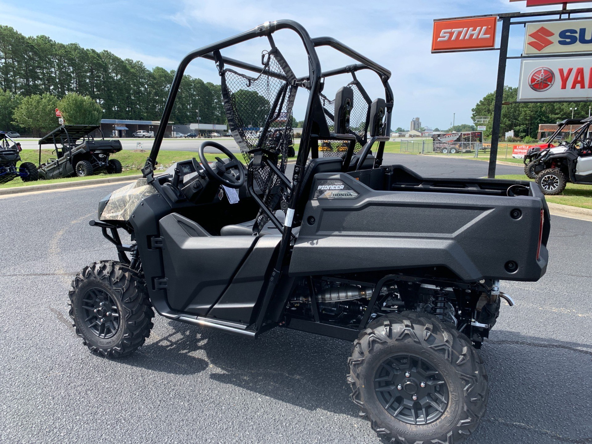 2020 Honda Pioneer 700 Deluxe in Greenville, North Carolina - Photo 8