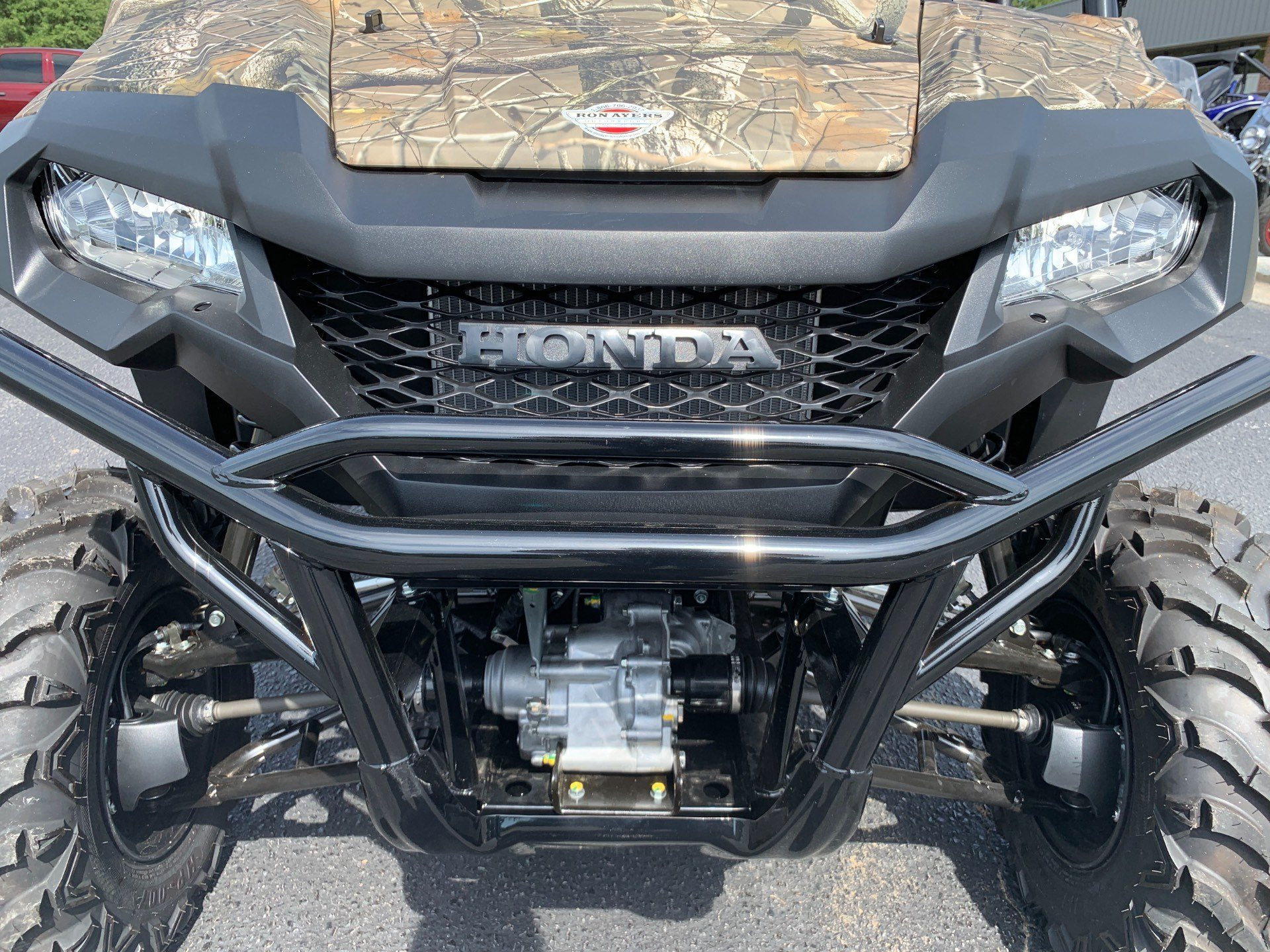 2020 Honda Pioneer 700 Deluxe in Greenville, North Carolina - Photo 12