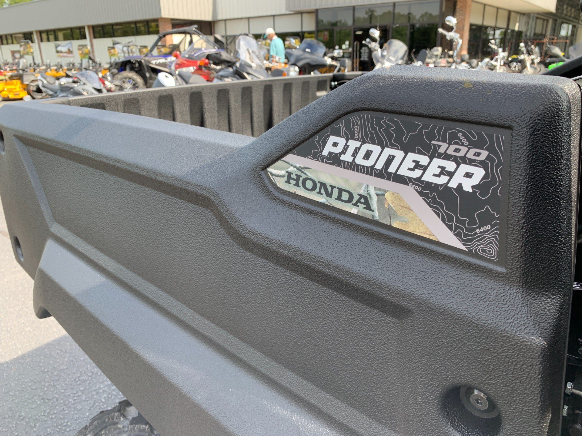 2020 Honda Pioneer 700 Deluxe in Greenville, North Carolina - Photo 14
