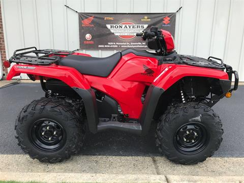 2021 Honda FourTrax Foreman Rubicon 4x4 Automatic DCT EPS in Greenville, North Carolina
