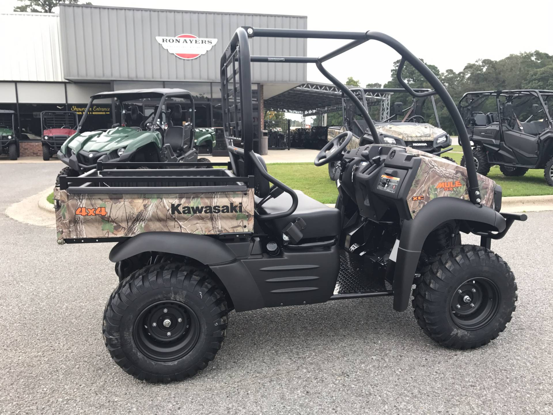 Kawasaki Mules For Sale In Nc