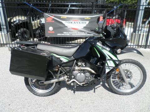 2009 Kawasaki KLR™650 in Greenville, North Carolina