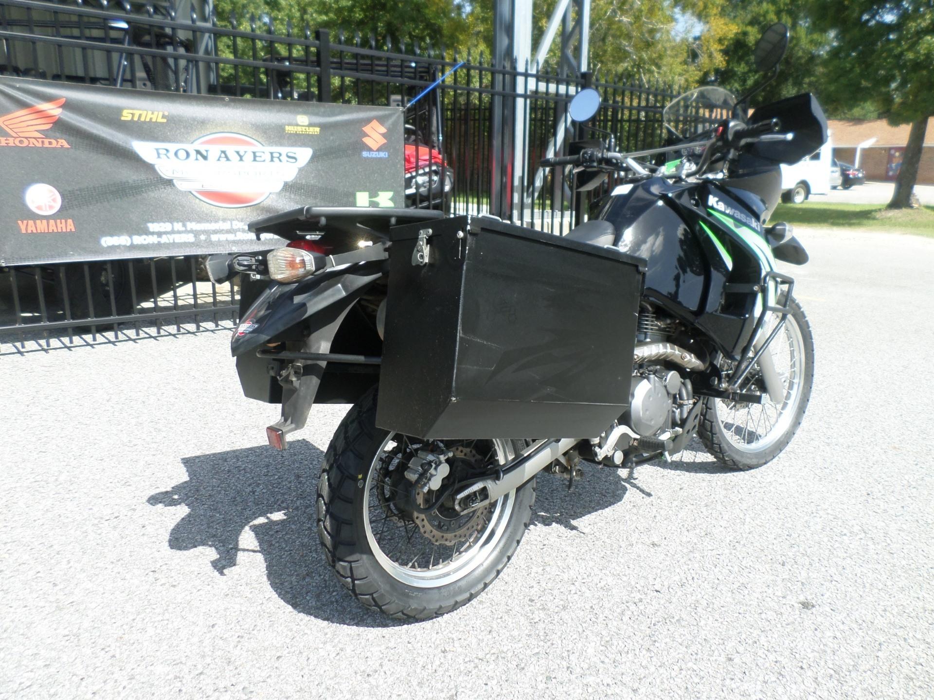 2009 Kawasaki KLR™650 in Greenville, North Carolina