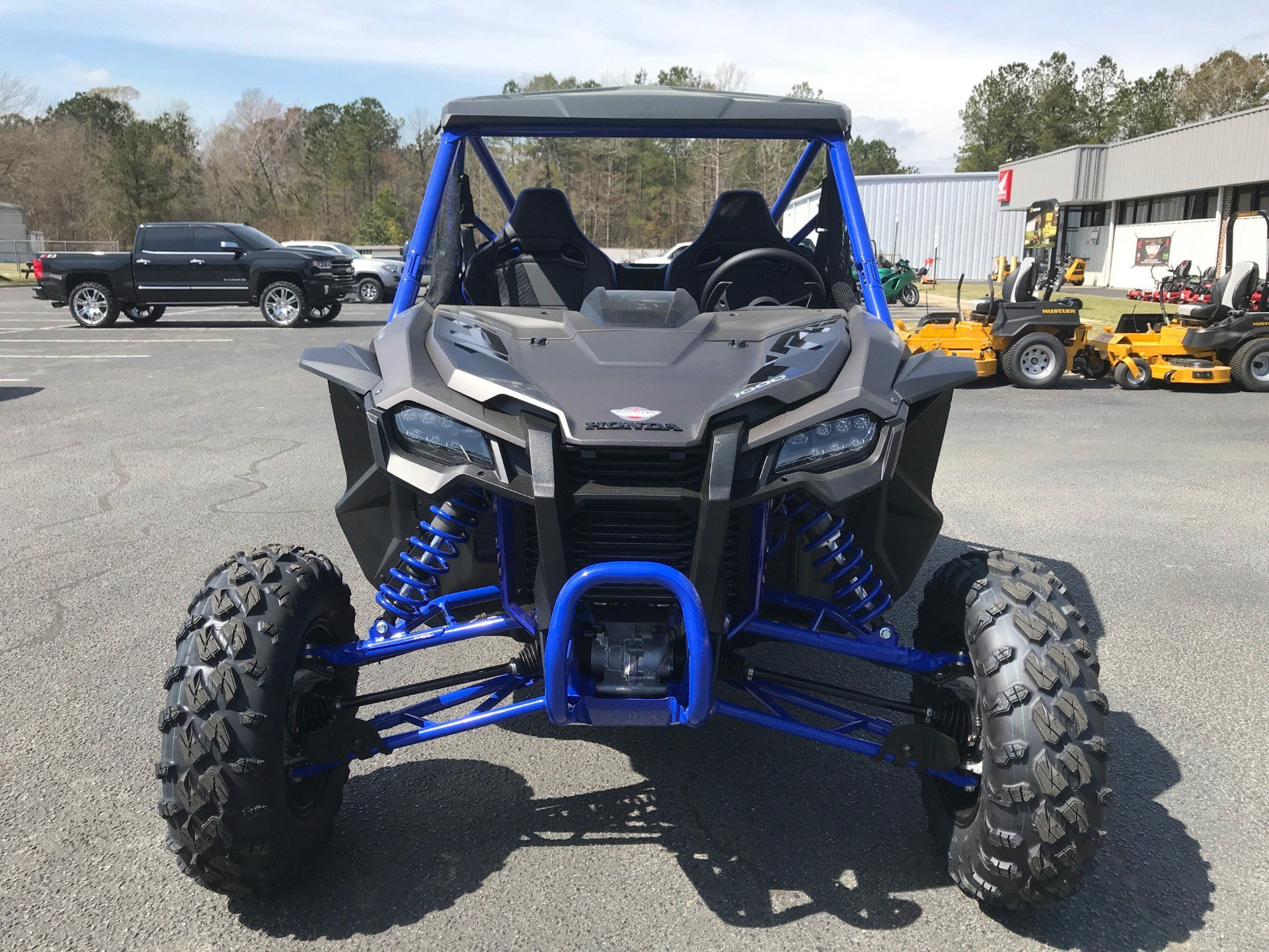 2021 Honda Talon 1000R FOX Live Valve in Greenville, North Carolina - Photo 4