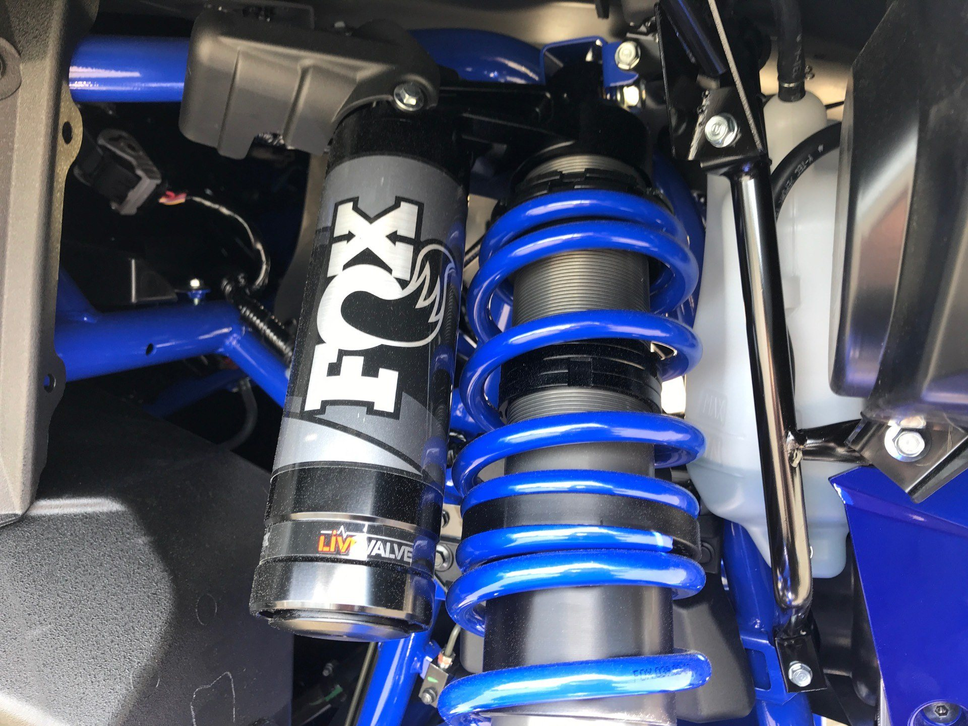 2021 Honda Talon 1000R FOX Live Valve in Greenville, North Carolina - Photo 14