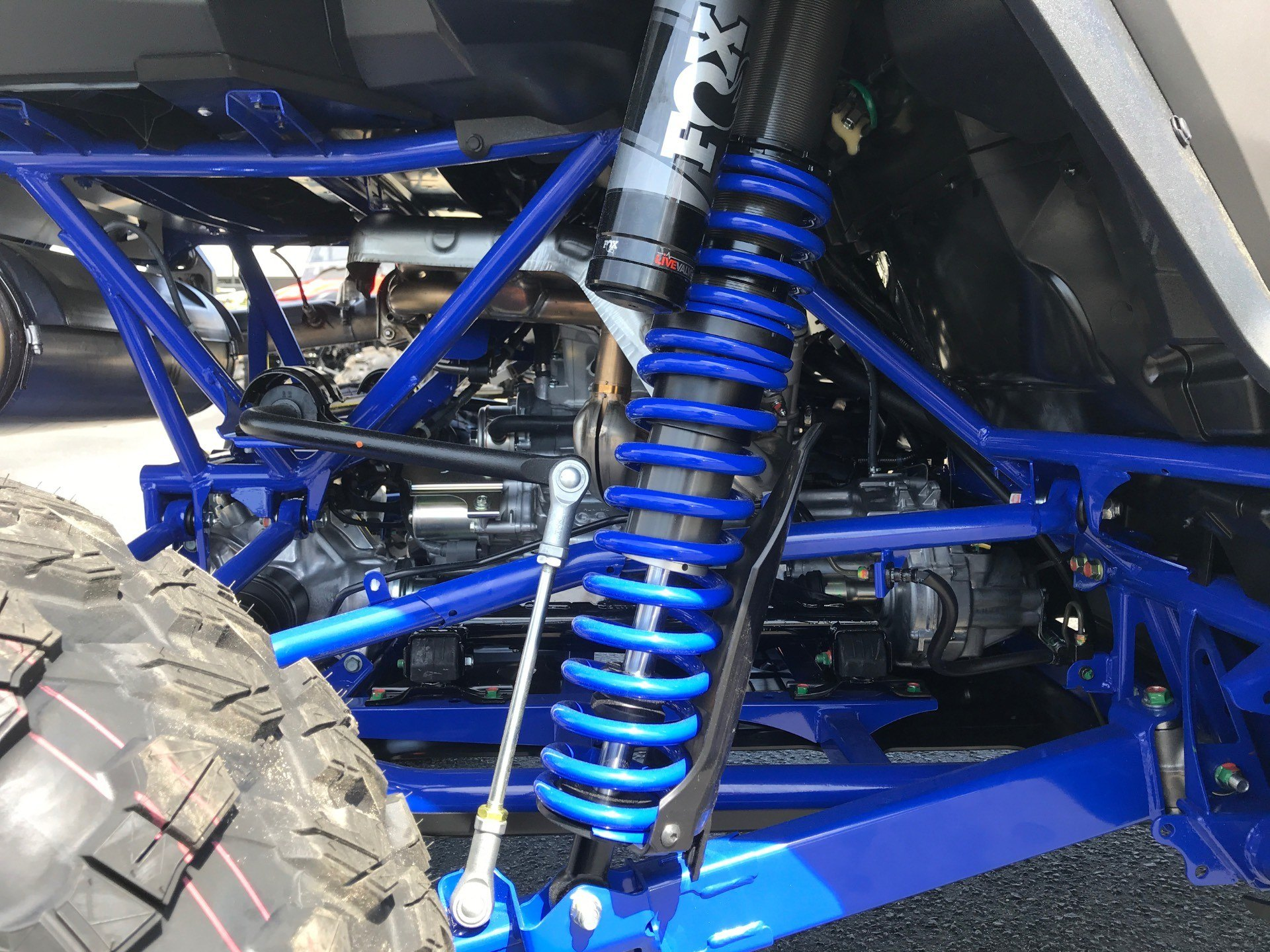 2021 Honda Talon 1000R FOX Live Valve in Greenville, North Carolina - Photo 18