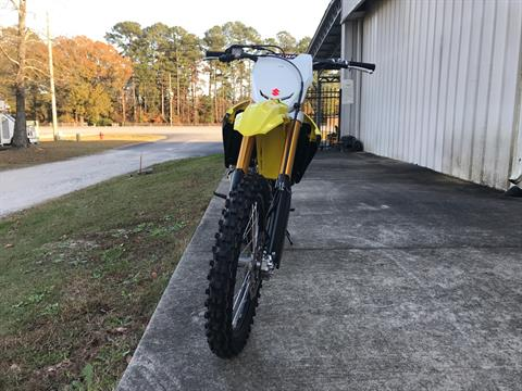 2021 Suzuki RM-Z250 in Greenville, North Carolina - Photo 3
