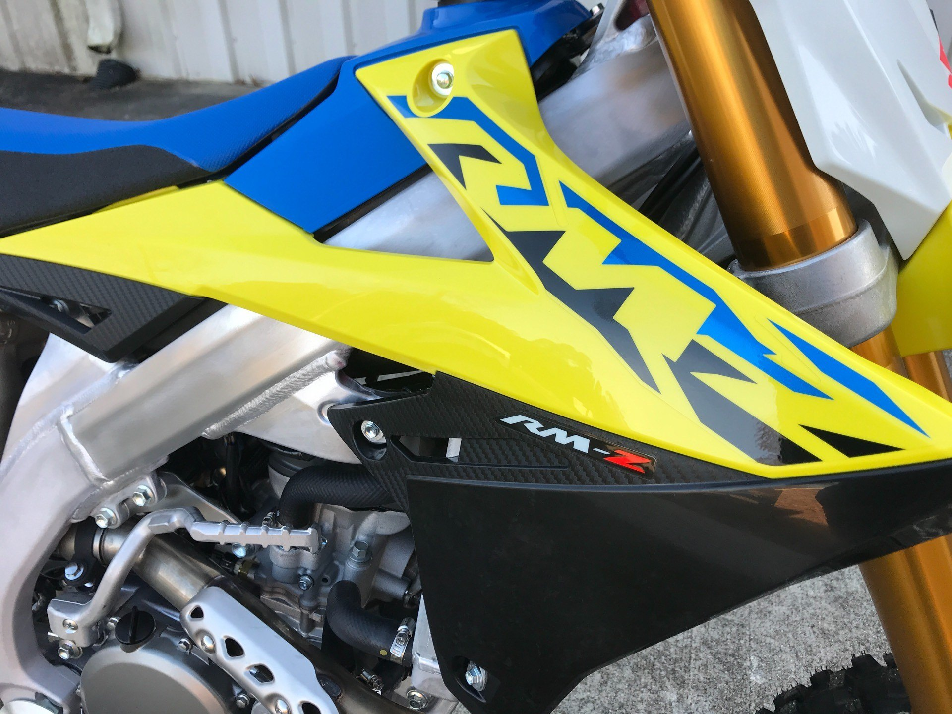 2021 Suzuki RM-Z250 in Greenville, North Carolina - Photo 10