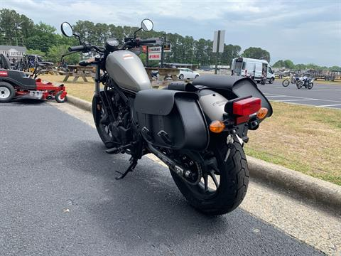 2018 Honda Rebel 500 in Greenville, North Carolina - Photo 9