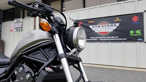 2018 Honda Rebel 500 in Greenville, North Carolina - Photo 17