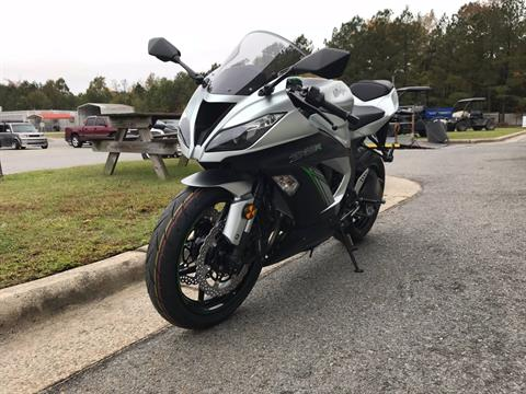 2018 Kawasaki Ninja ZX-6R in Greenville, North Carolina - Photo 5