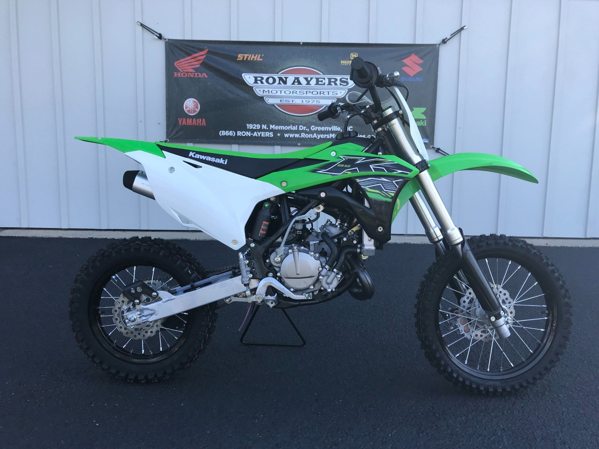 2019 Kawasaki KX 85 in Greenville, North Carolina - Photo 1