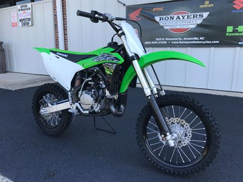 2019 Kawasaki KX 85 in Greenville, North Carolina - Photo 2