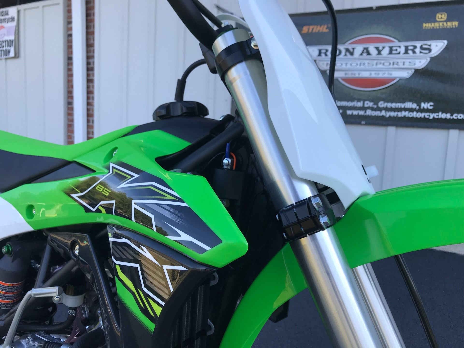 2019 Kawasaki KX 85 in Greenville, North Carolina - Photo 11